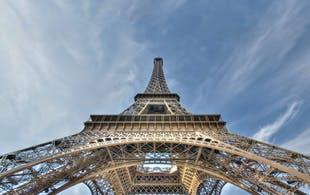 3 days in Paris- Eiffel Tower