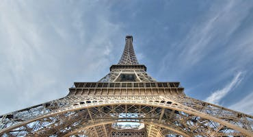Eiffel Tower Summit Skip The Line Tickets with Optional Seine River Cruise