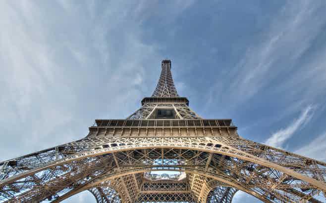 Paris in 5 days-Eiffel Tower