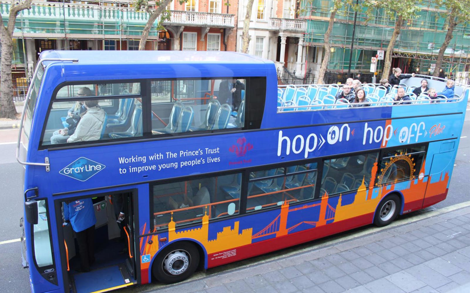 london hop on hop off bus tours - 3