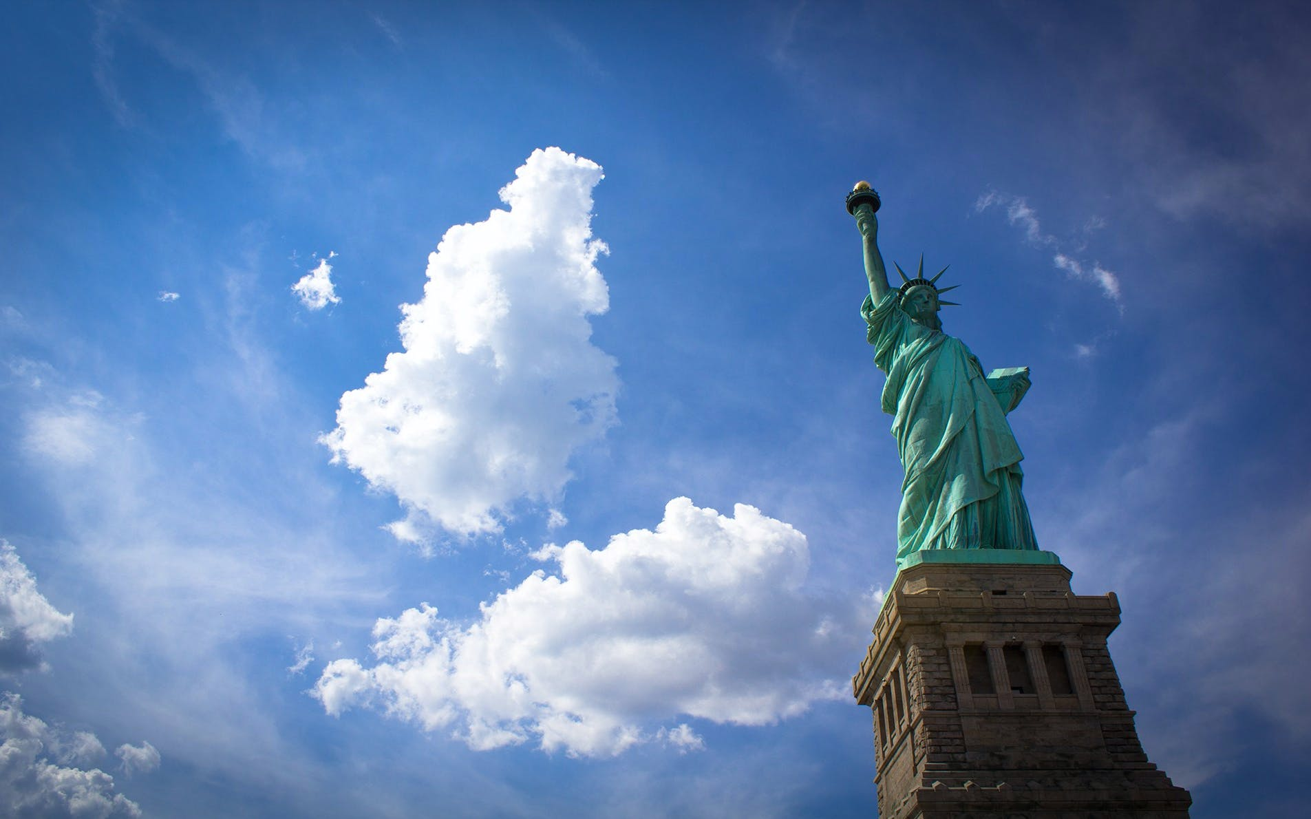 Statue of Liberty Island & Ellis Island Tour with Audioguide