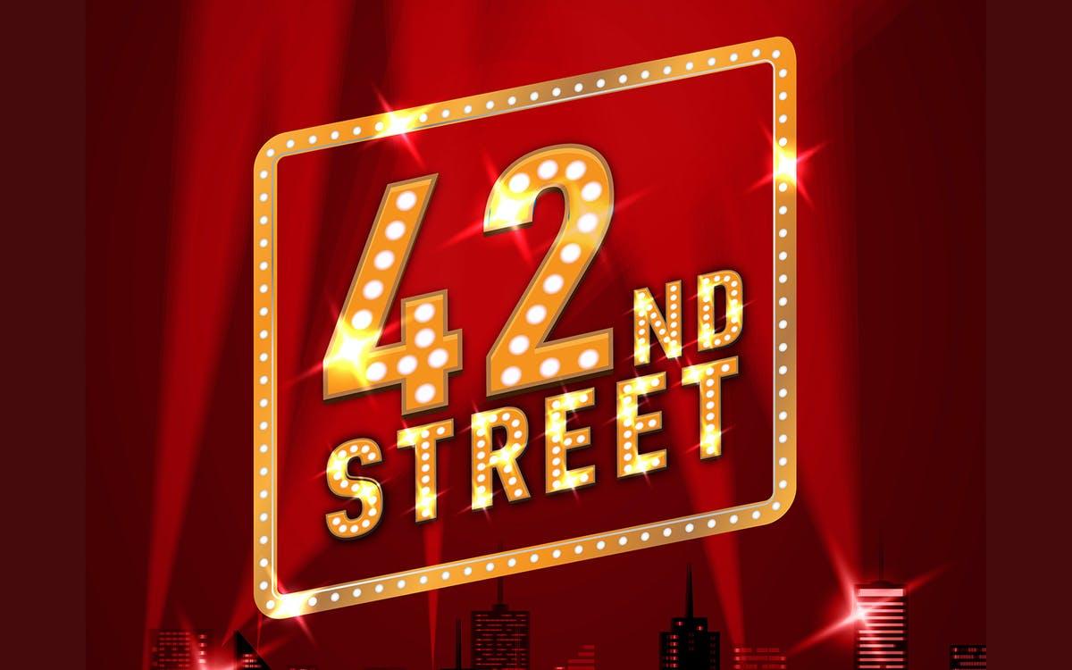 42nd street london tickets