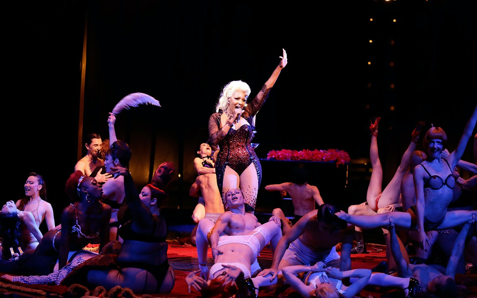 Best Vegas Adult shows - Zumanity