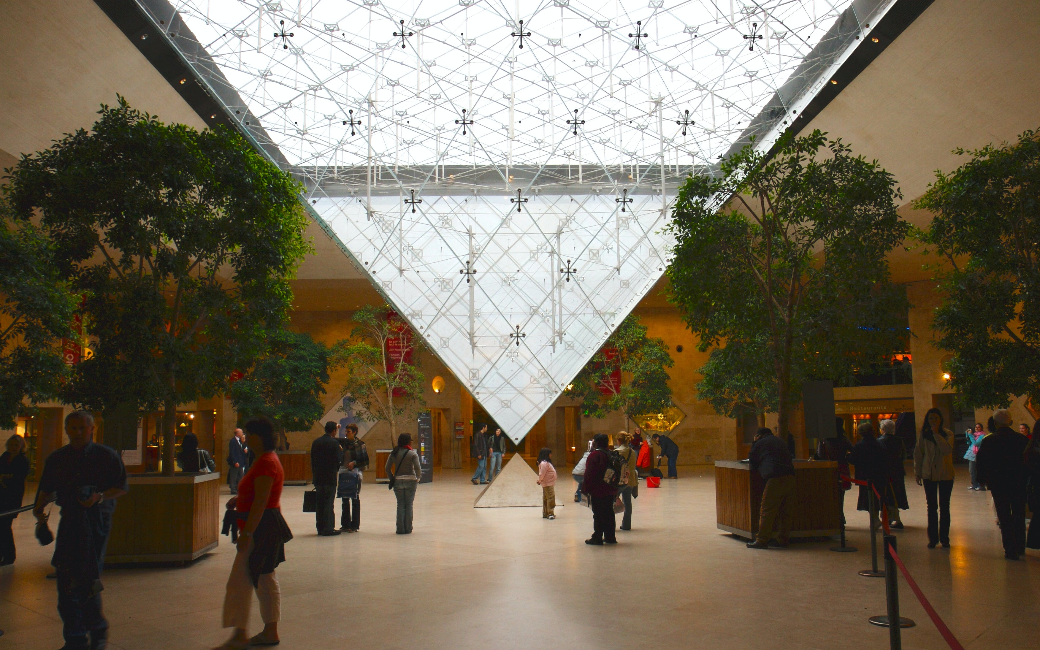 Paris City Vision Louvre Museum 2