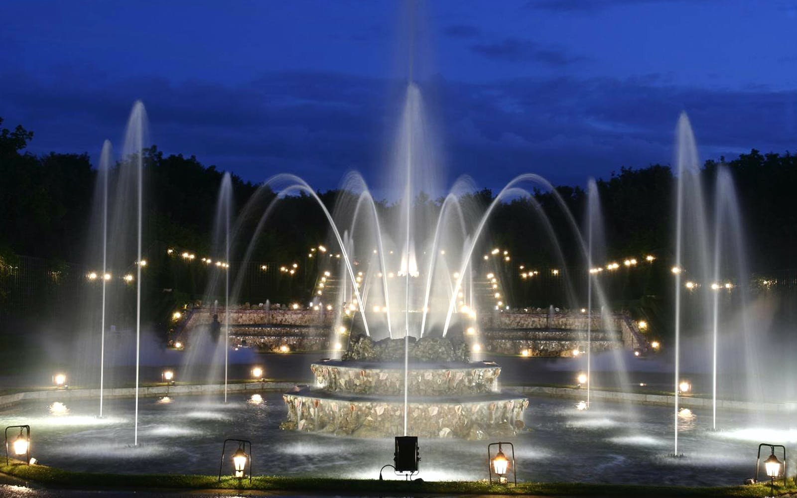 royal evening at versailles guided tour + great nocturnal waters show from paris-3