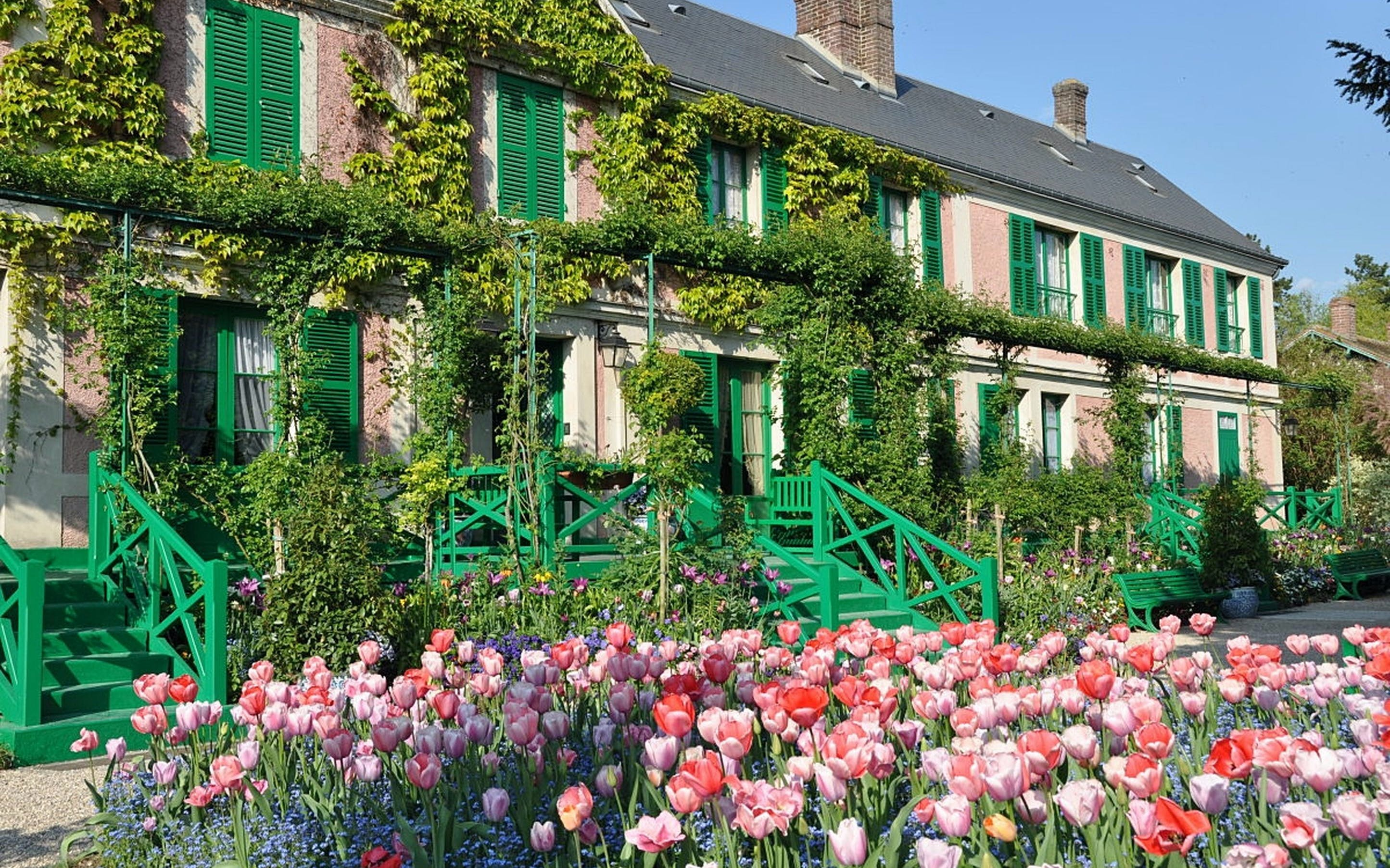 best day trips from paris - giverny