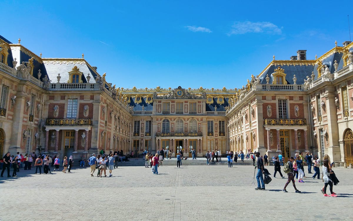 versailles palace and giverny gardens from paris with optional lunch-1