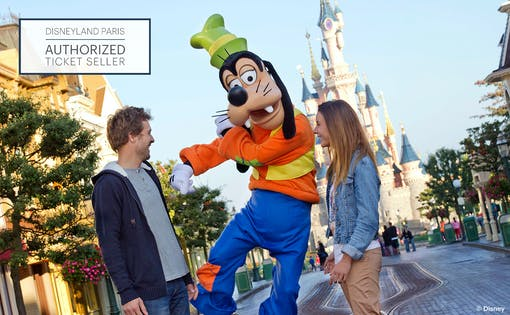 Disneyland® Paris Mehrtages-Tickets