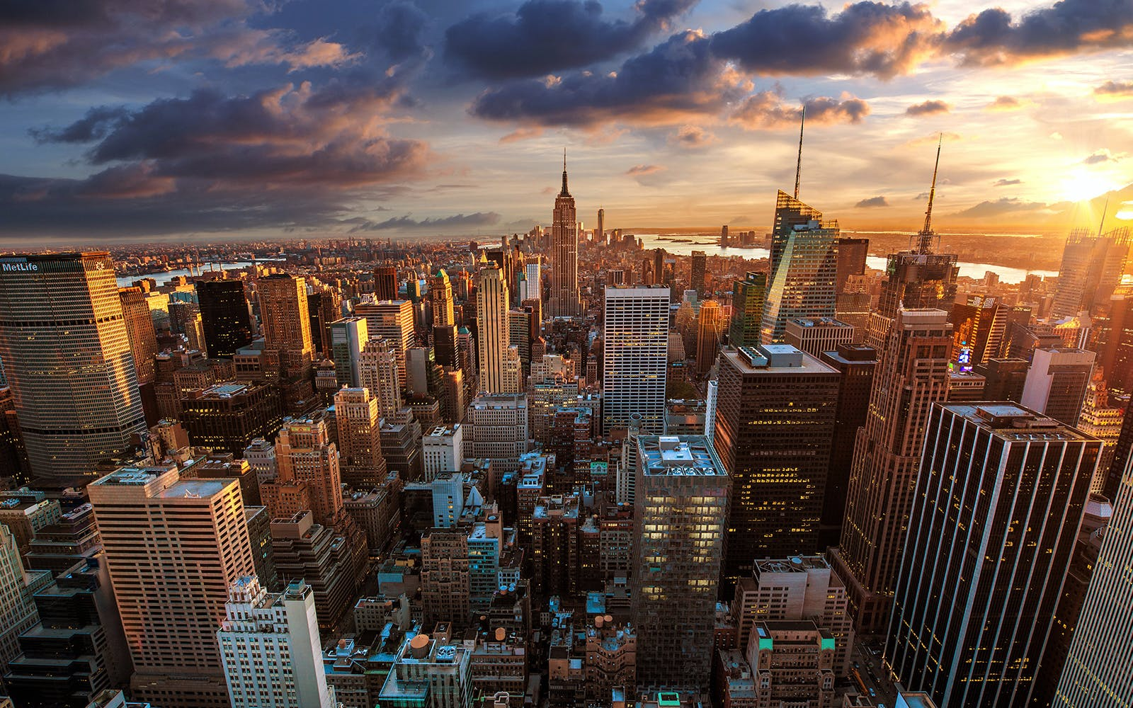 Aerial Photography: New York and Beyond