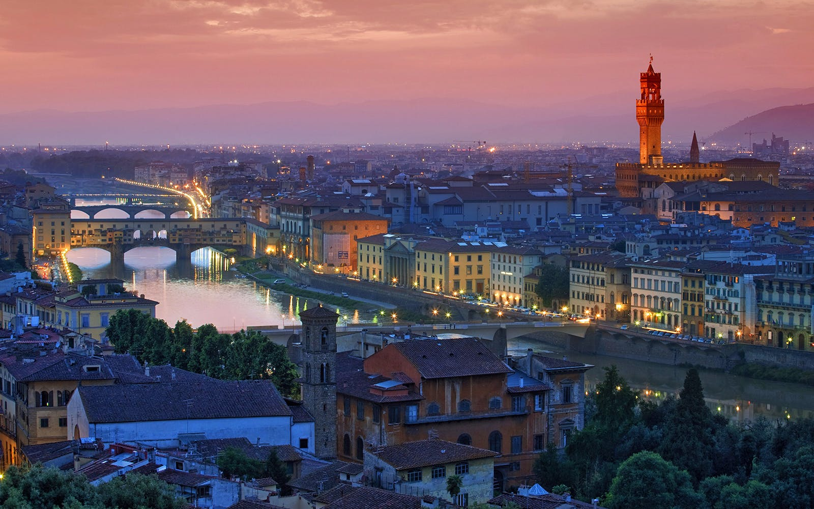 Full Day Tour of Florence by High-Speed Train