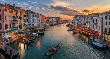 Full Day Tour of Venice by High-Speed Train