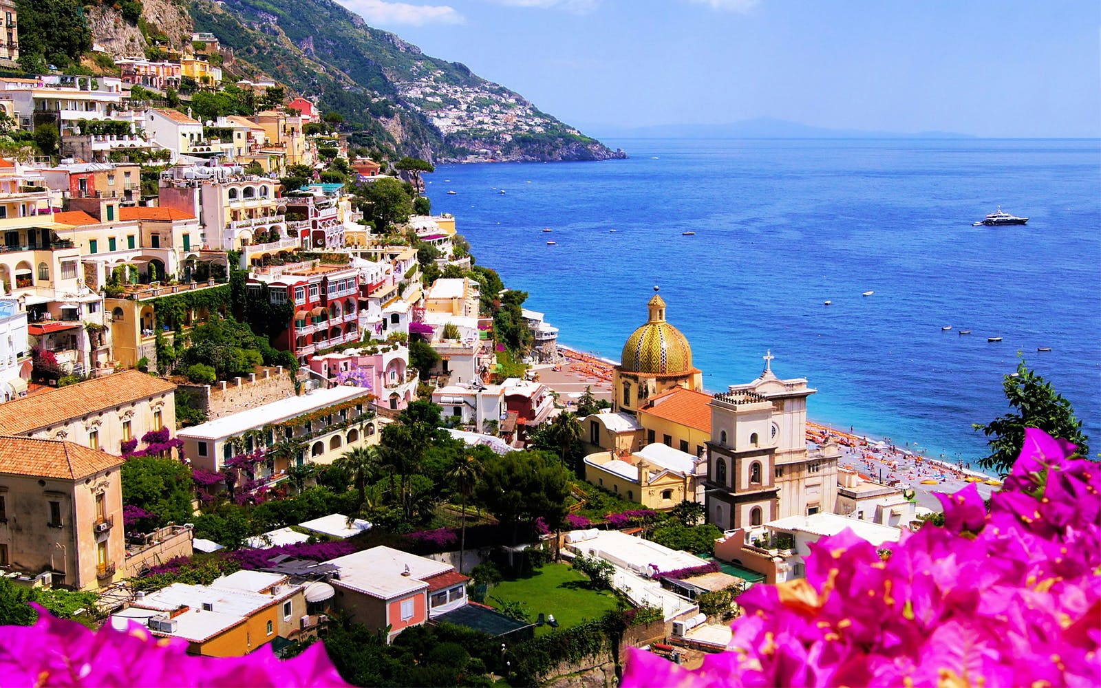 unesco jewels: one-day tour of positano and amalfi coast by high-speed train-3