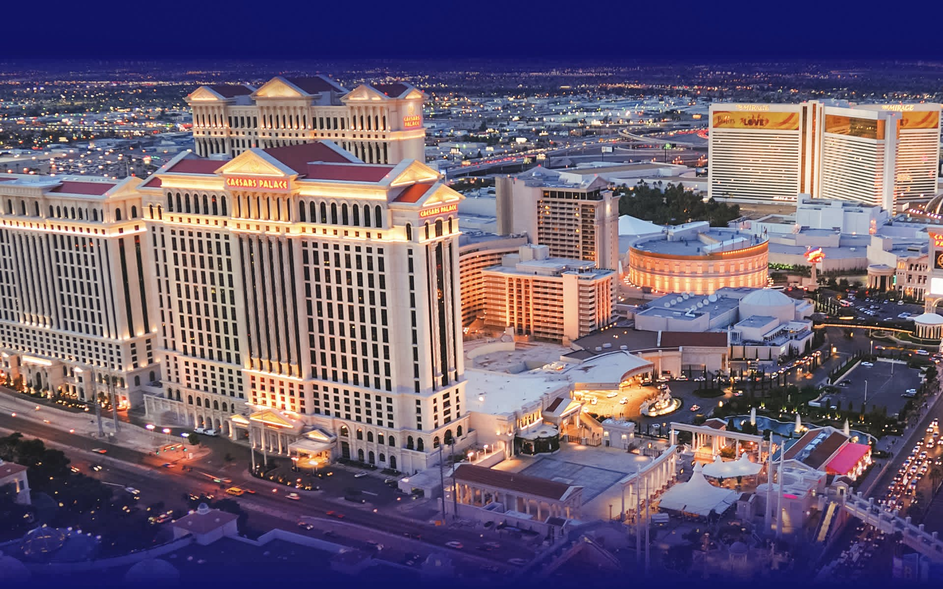 Vegas Strip Helicopter Tour with Optional Hotel Transfers