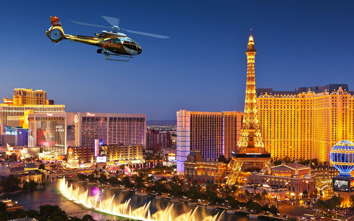 Las Vegas Strip Highlights Night Tour Las Vegas Tickets