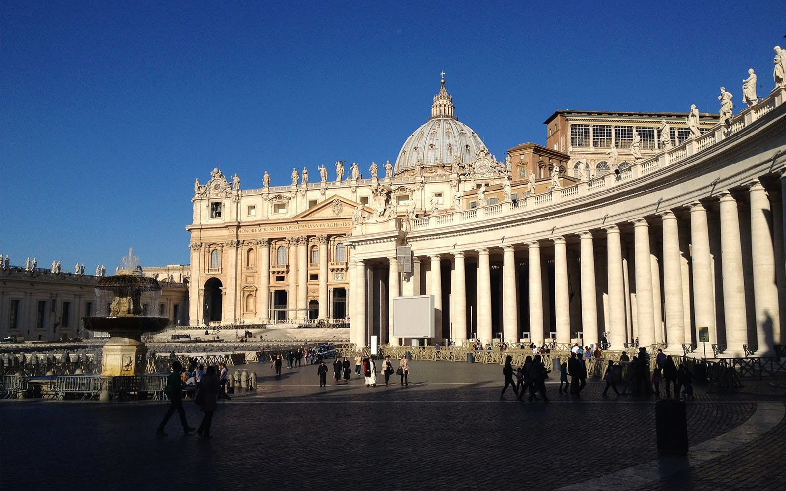Skip the line St. Peter's Basilica Tickets 2