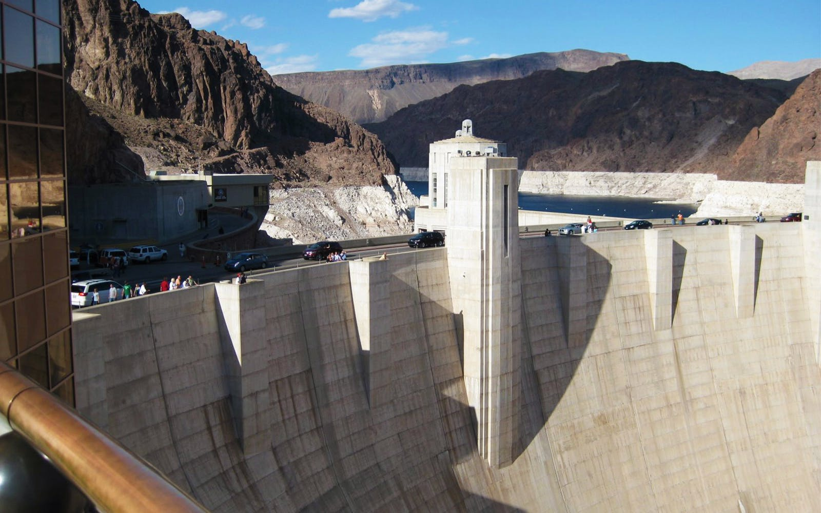 hoover dam deluxe bus & helicopter tour-2