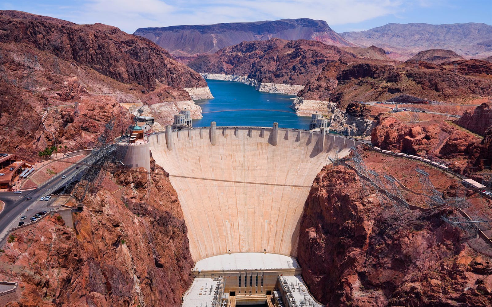 Hoover Dam Helicopter and Raft Tour