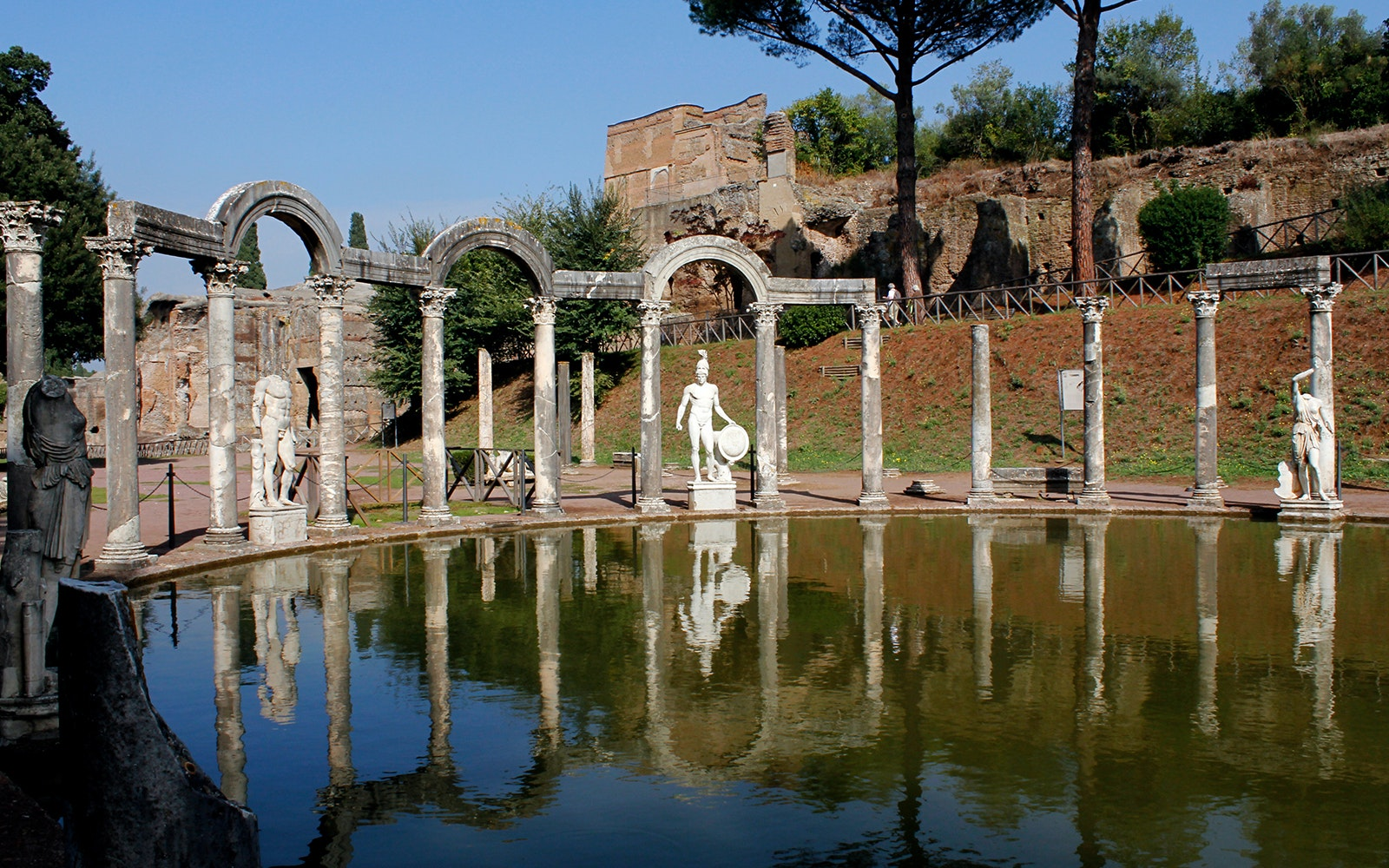 Villa Deste. Excellent Villa Dueste Tivoli Italy Europe Art Artwork ...