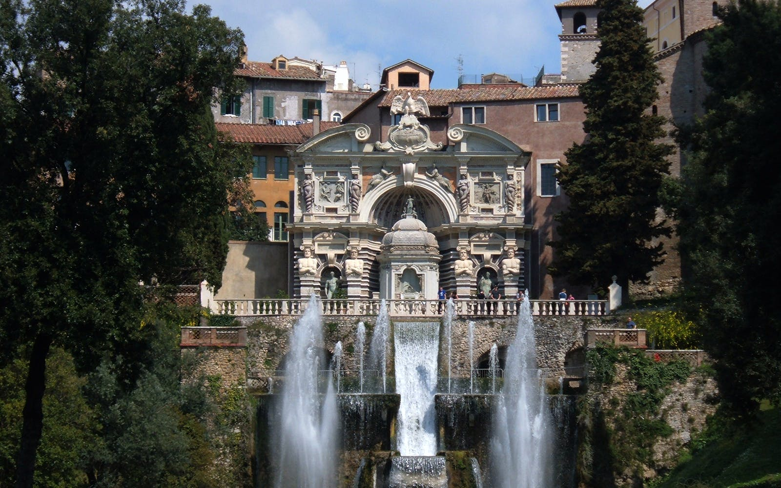 best day trips from rome - tivoli