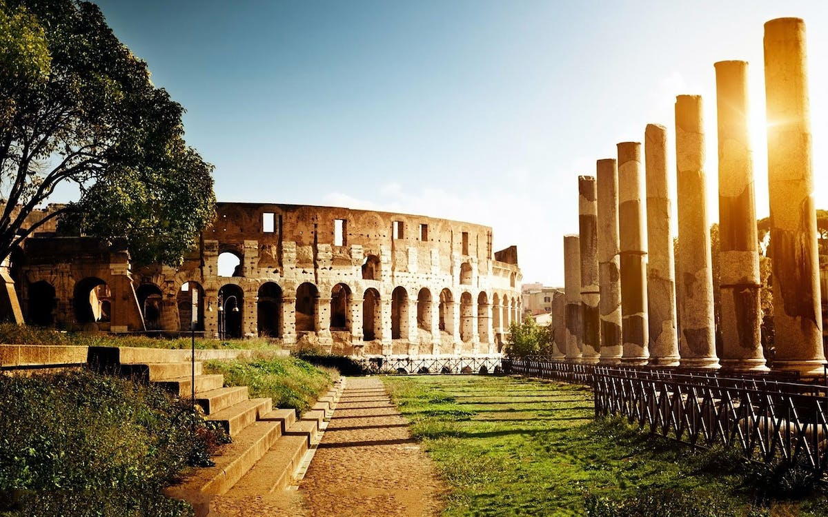 priority access: 3.5-hour guided tour of colosseum & ancient rome-1