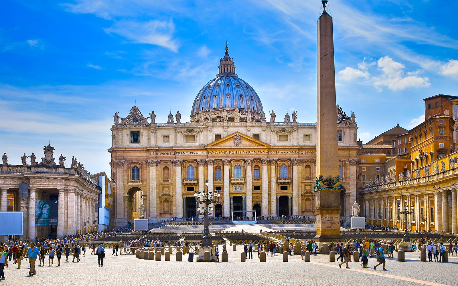 Priority Access: Vatican Museum, Sistine Chapel & St. Peter's Basilica - Guided