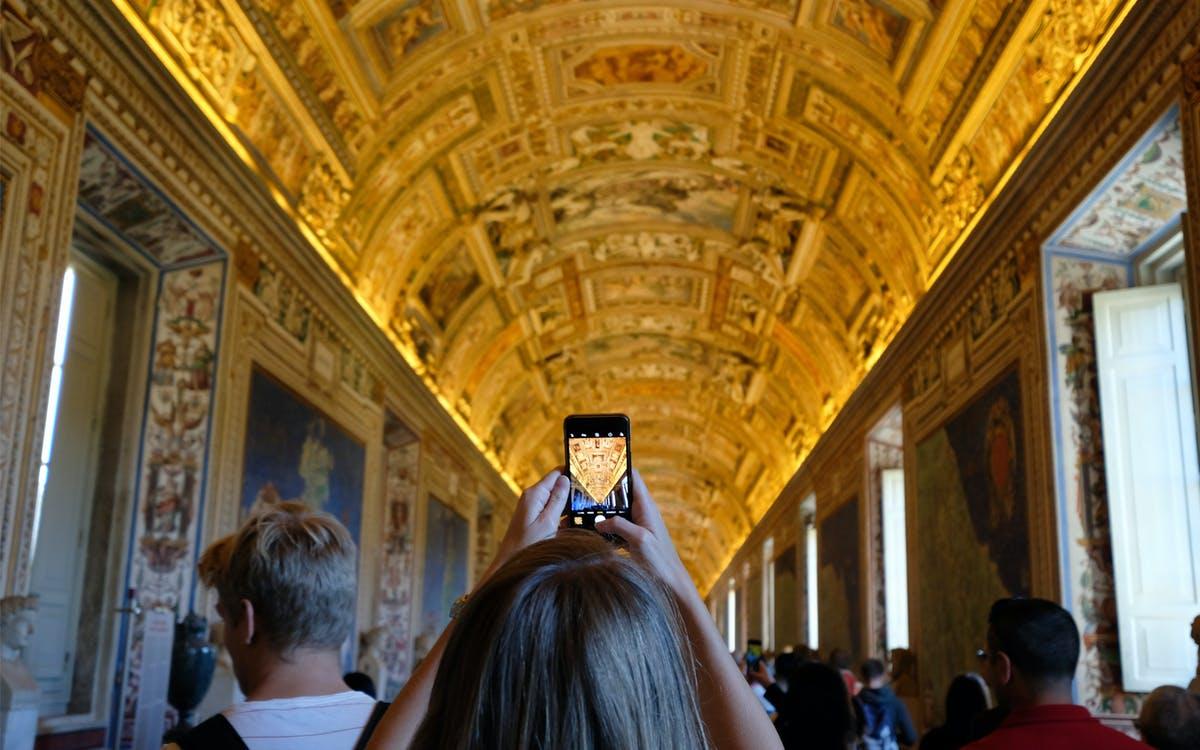 semi-private tour vatican museums, sistine chapel & st. peter's basilica-1