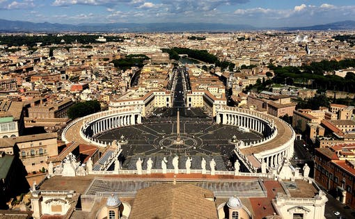 Semi-Private Tour Vatican Museums, Sistine Chapel & St. Peter's Basilica
