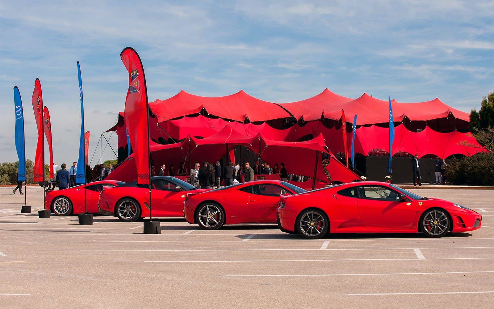 day trip to port aventura and ferrari land from barcelona-4