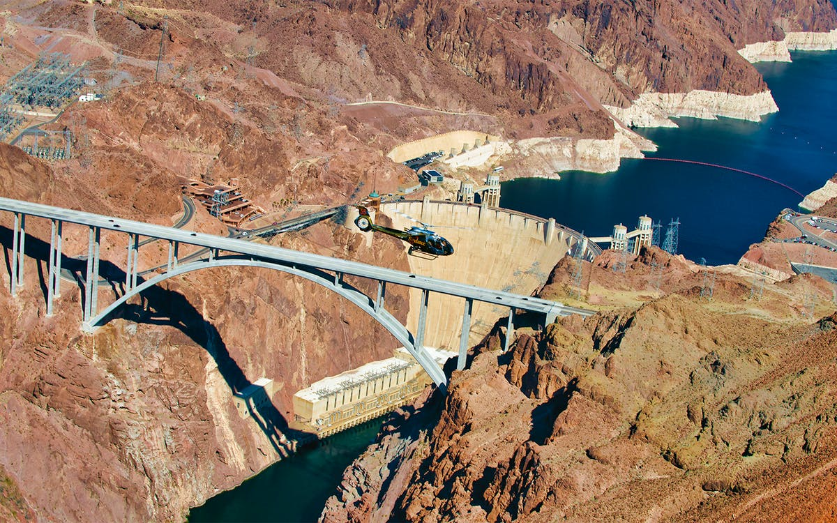 hoover dam bus tour from las vegas with optional helicopter-1