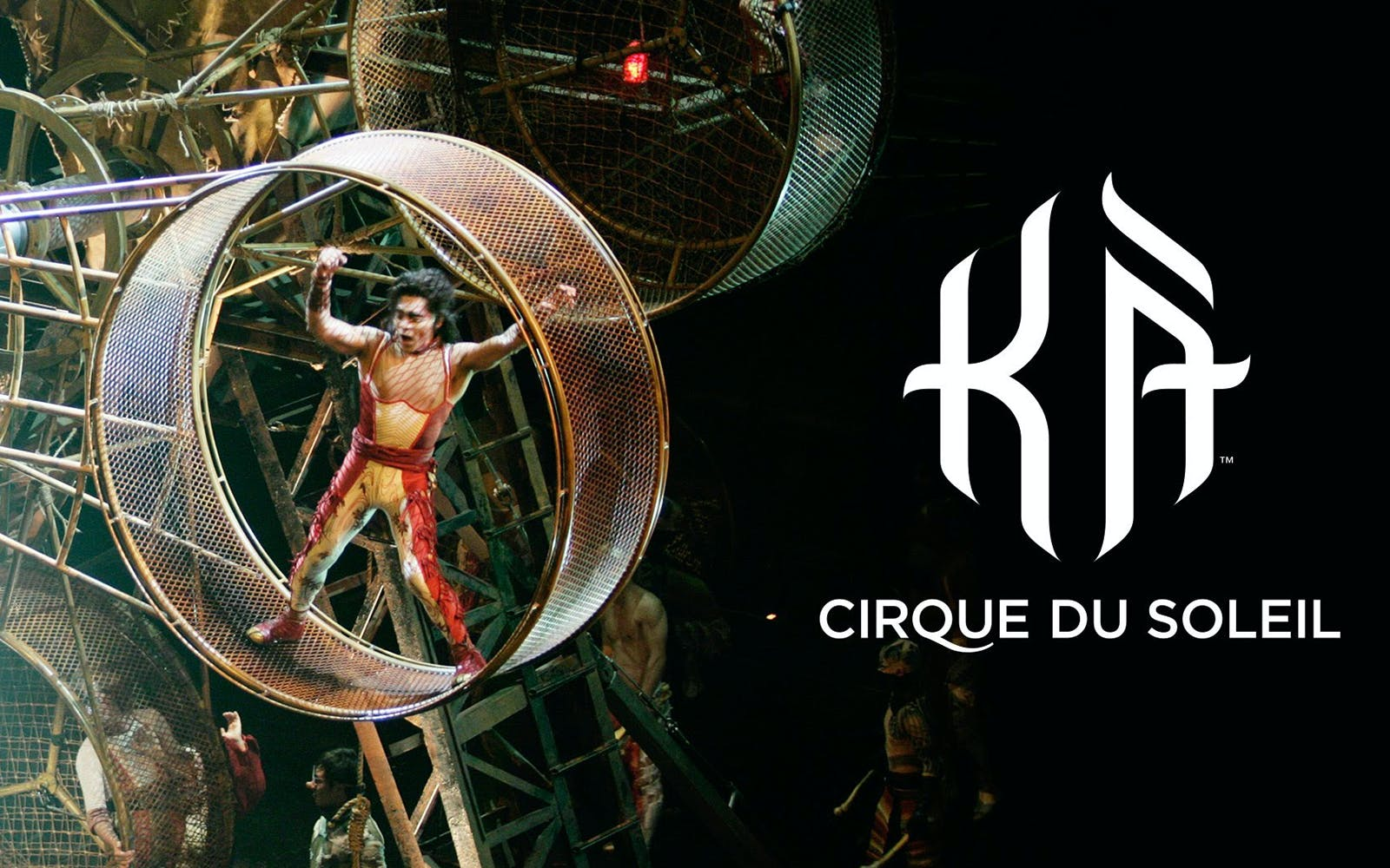 Ka cirque du Soleil - 1