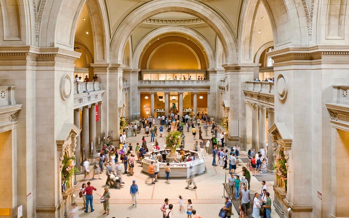 Metropolitan Museum Of Art Free Tours