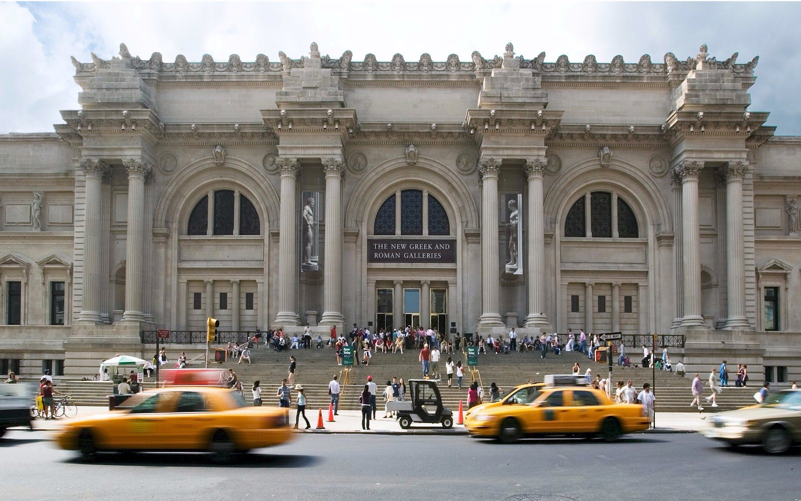 a tour of the art exhibit at the metropolitan museum of art Focus on only one or two exhibits at two or three different museums  for in- depth tours, contact glories of the hermitage  the metropolitan museum of art  is the largest museum in the western hemisphere its collection of.