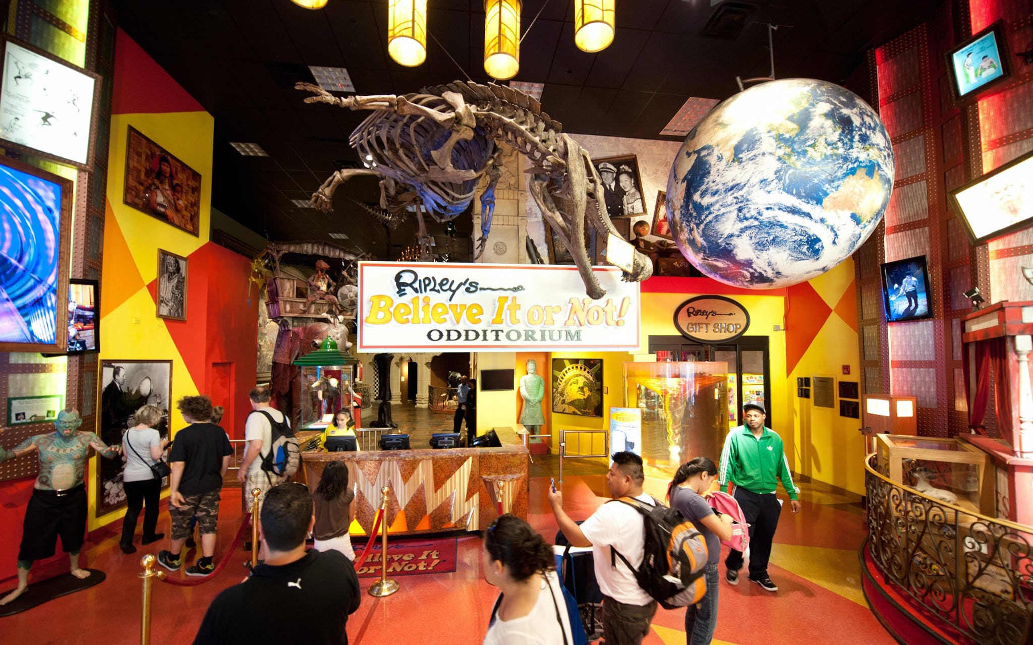 Planning a trip to NYC - Ripley's Believe It or Not NYC
