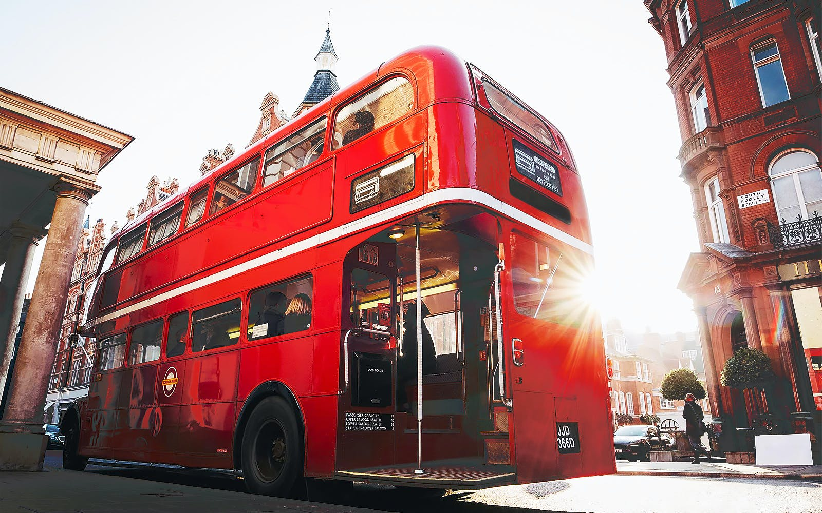 vintage bus tour of london, private river thames boat cruise & westminster abbey-1