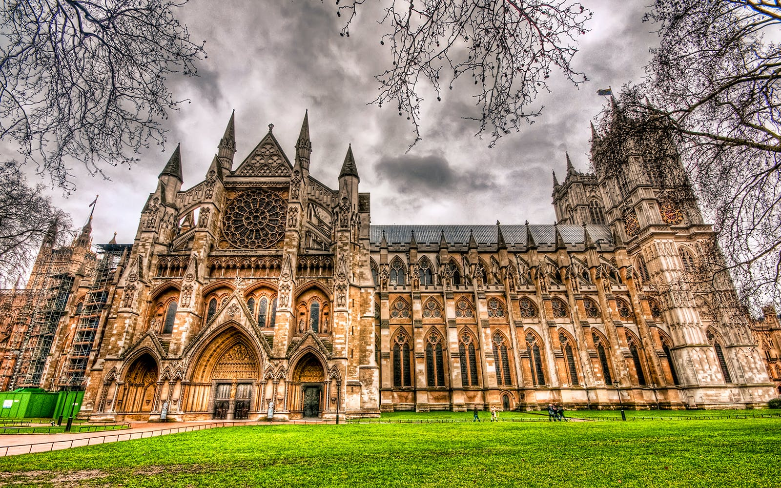 vintage bus tour of london, private river thames boat cruise & westminster abbey-2