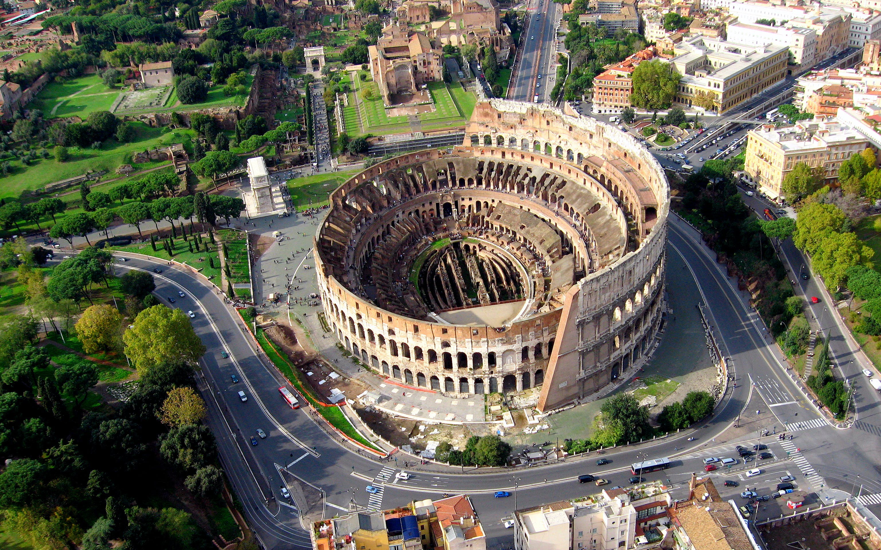 Skip the Line Tickets to Colosseum, Roman Forum and Palatine Hill
