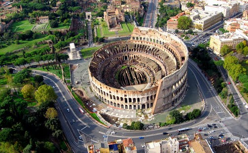 Priority Entrance Tickets to Colosseum, Roman Forum and Palatine Hill