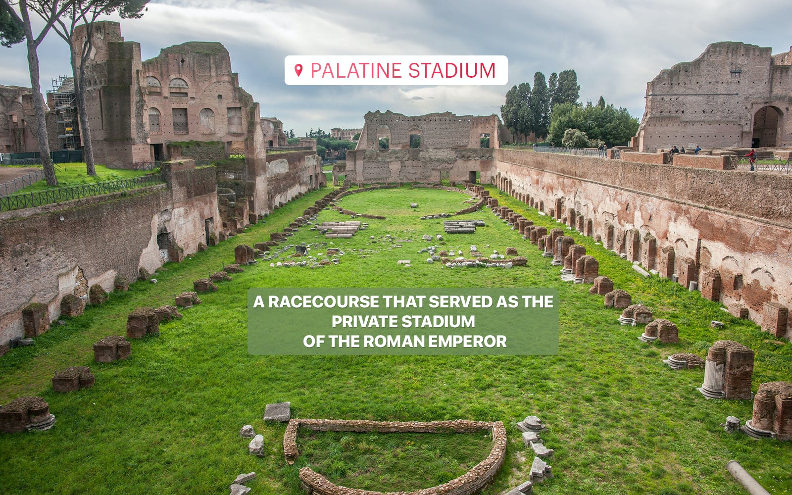 Roman Forum, Palatine Hill, Colosseum tickets