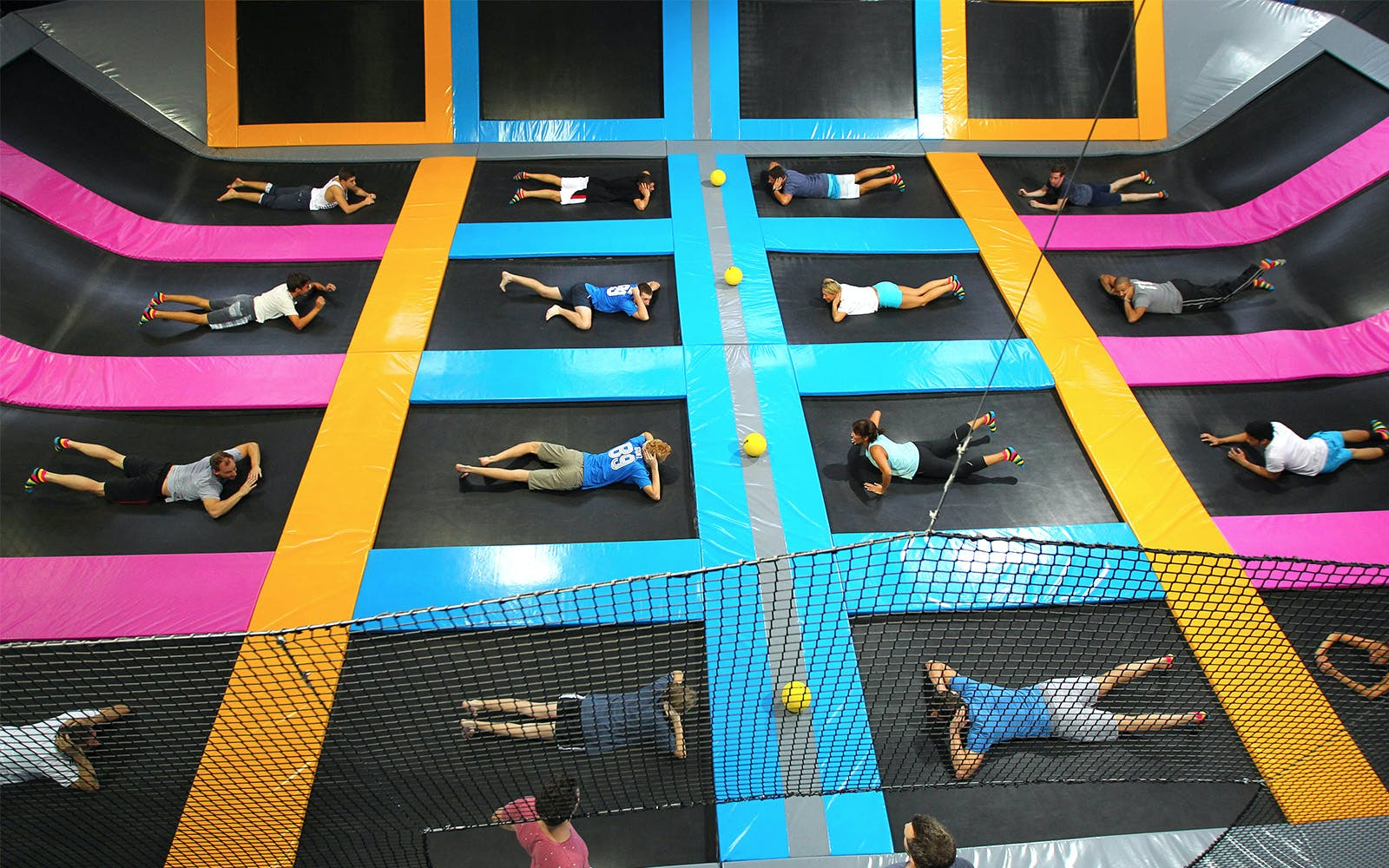 Dubai with kids- Bounce- 1