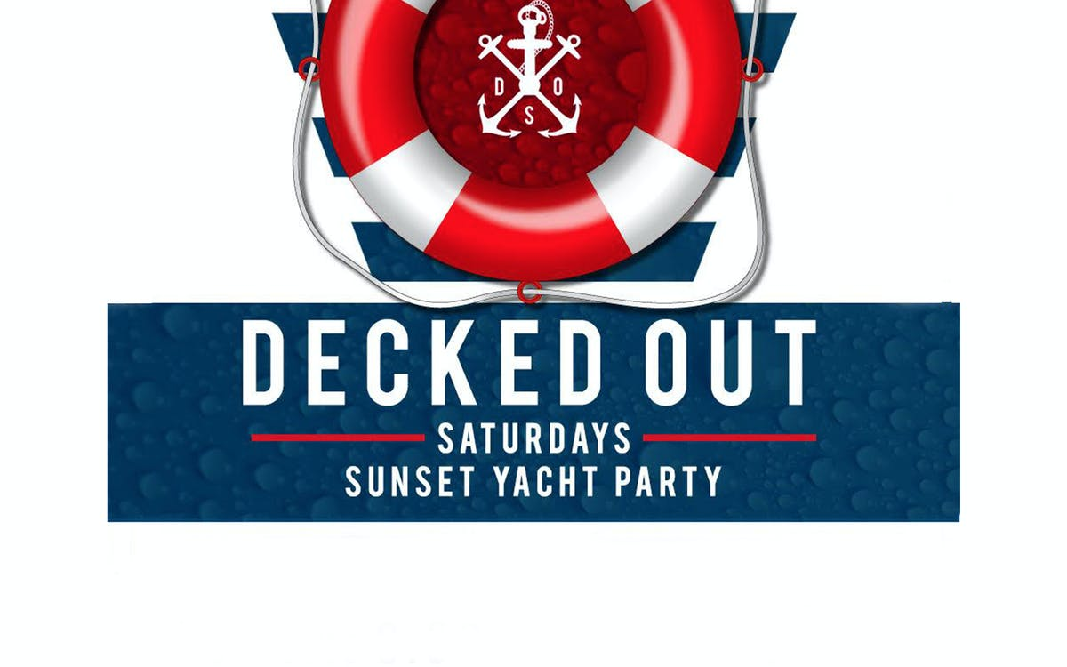 decked out saturdays: sunset yacht party-1