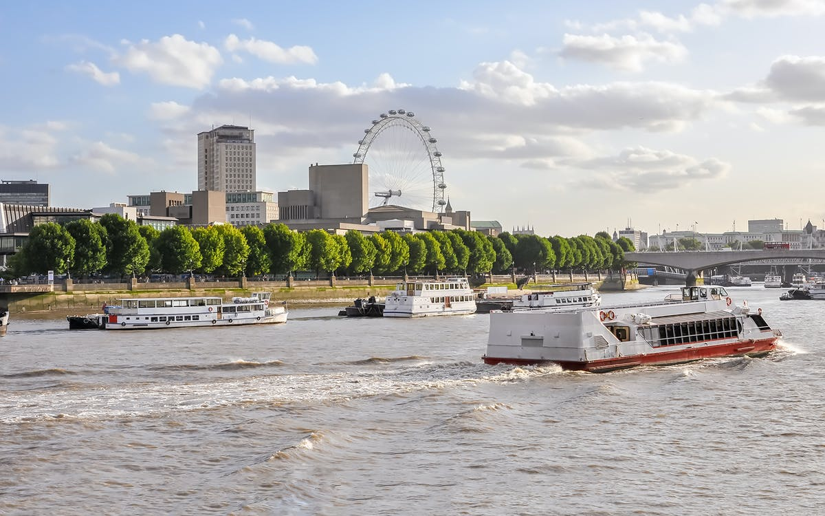sea life ticket with 24 hours unlimited thames river cruise-2