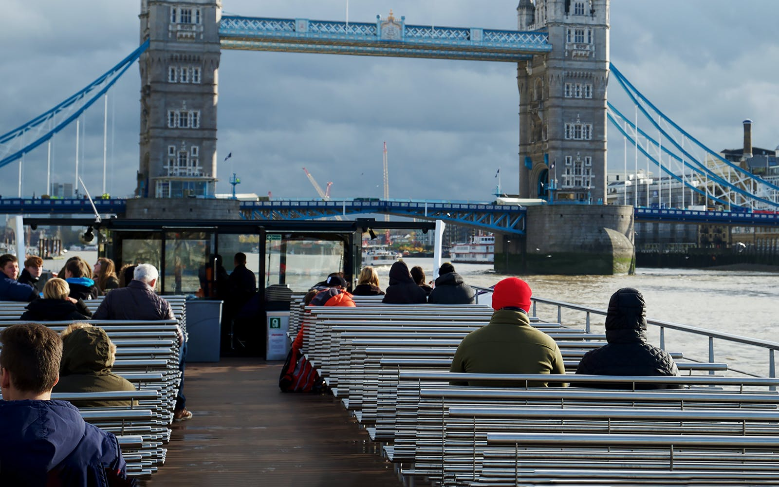 Thames Cruise and Entry to Tower Bridge Exhibition