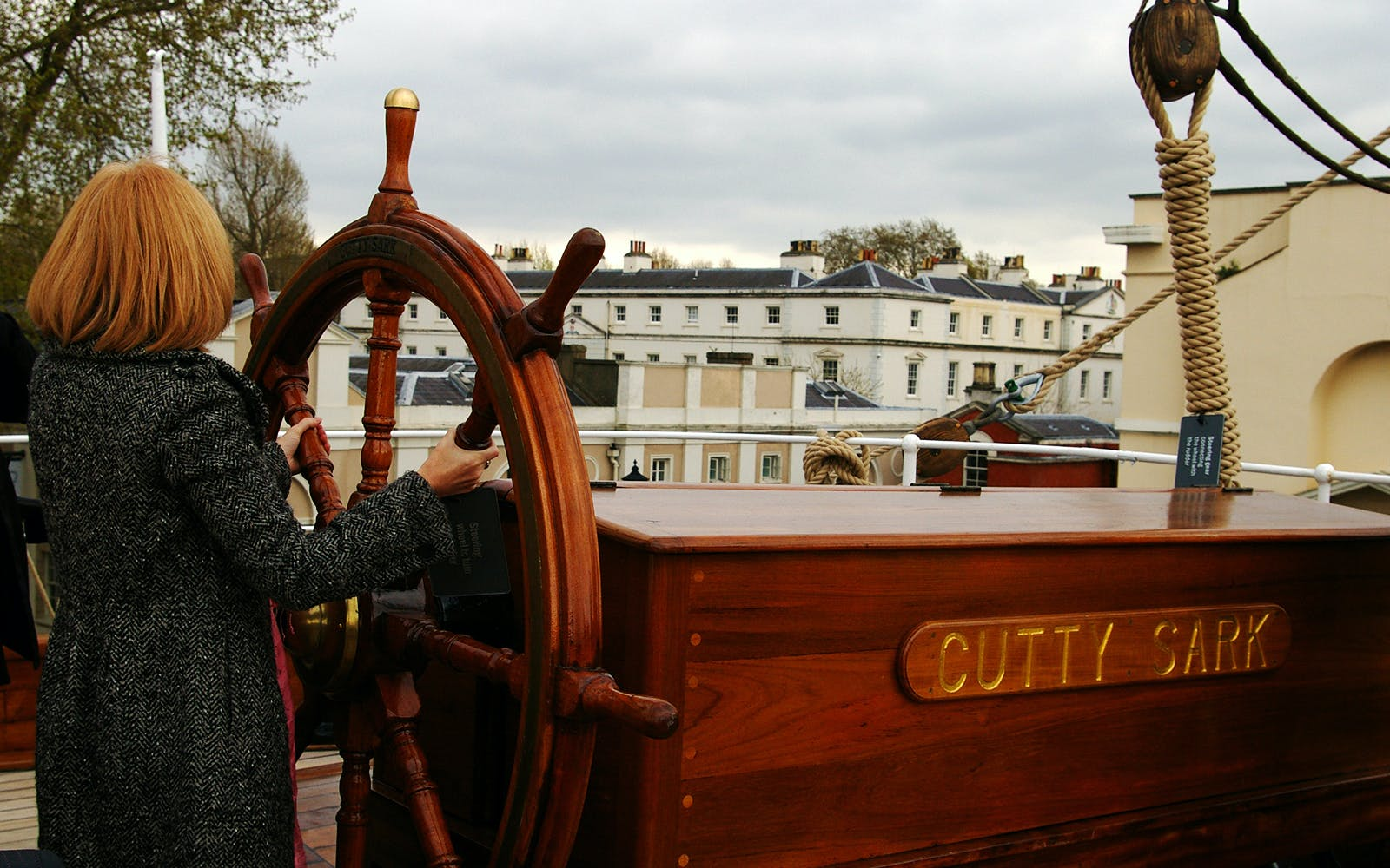 thames cruise and cutty sark ticket-3