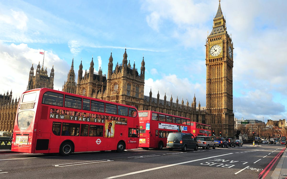hop-on-hop-off london bus tour: 2-day pass-1