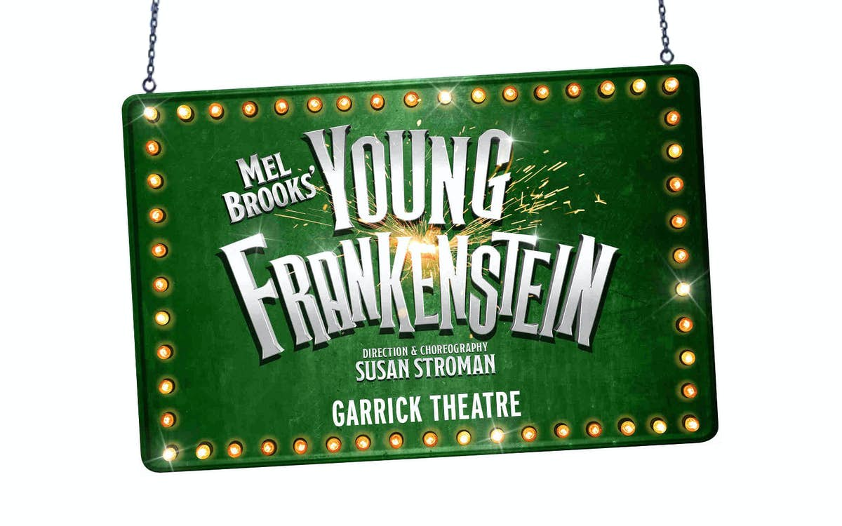 Young Frankenstein west end tickets