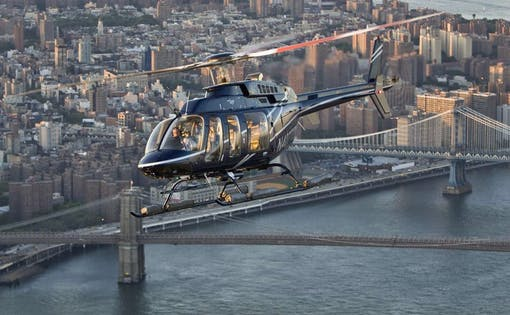 15 Minute Helicopter Tour - Including Heliport Fees