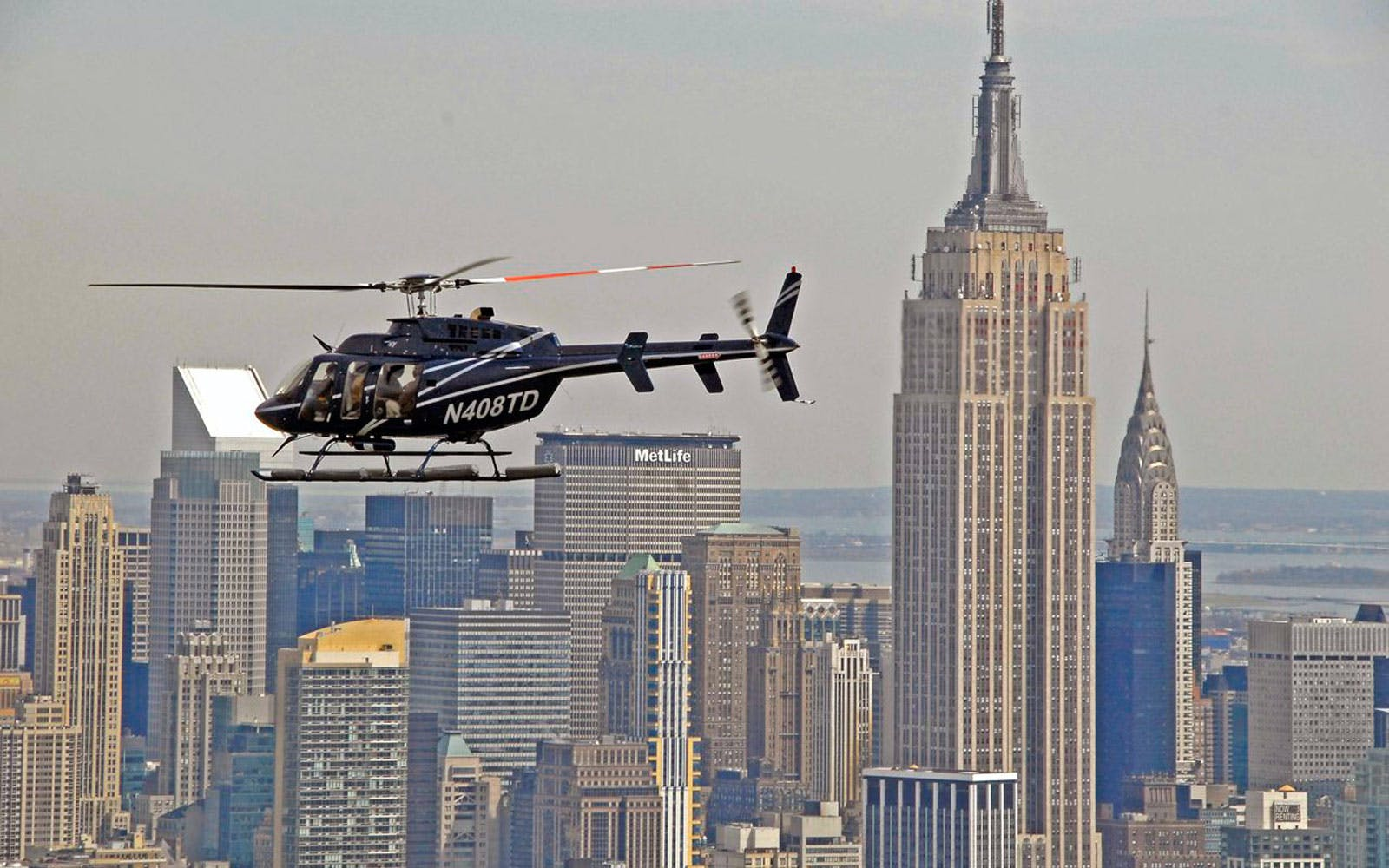 NYC Helicopter Tour - 20 minutes