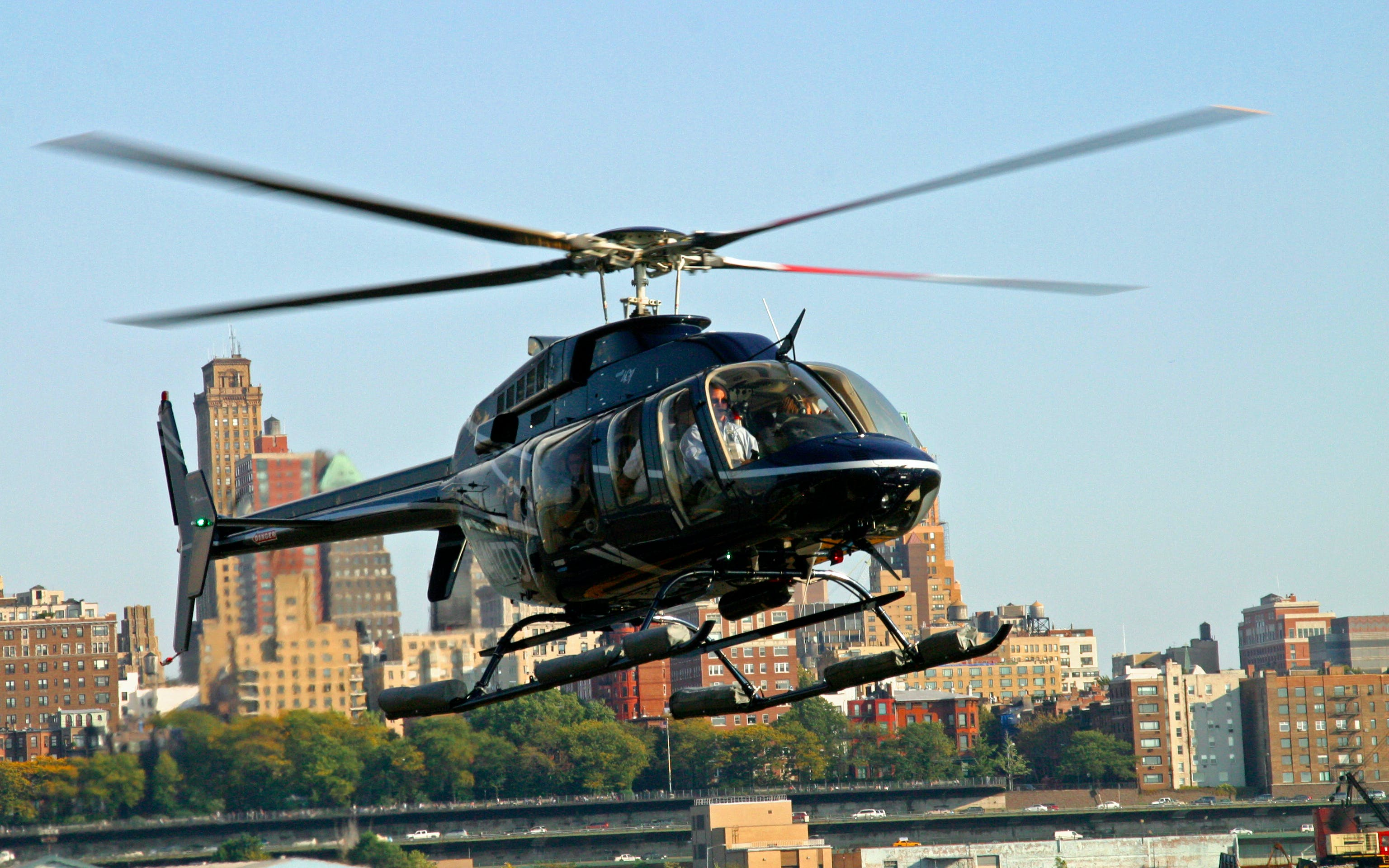 20 minute helicopter tour - including heliport fees-19