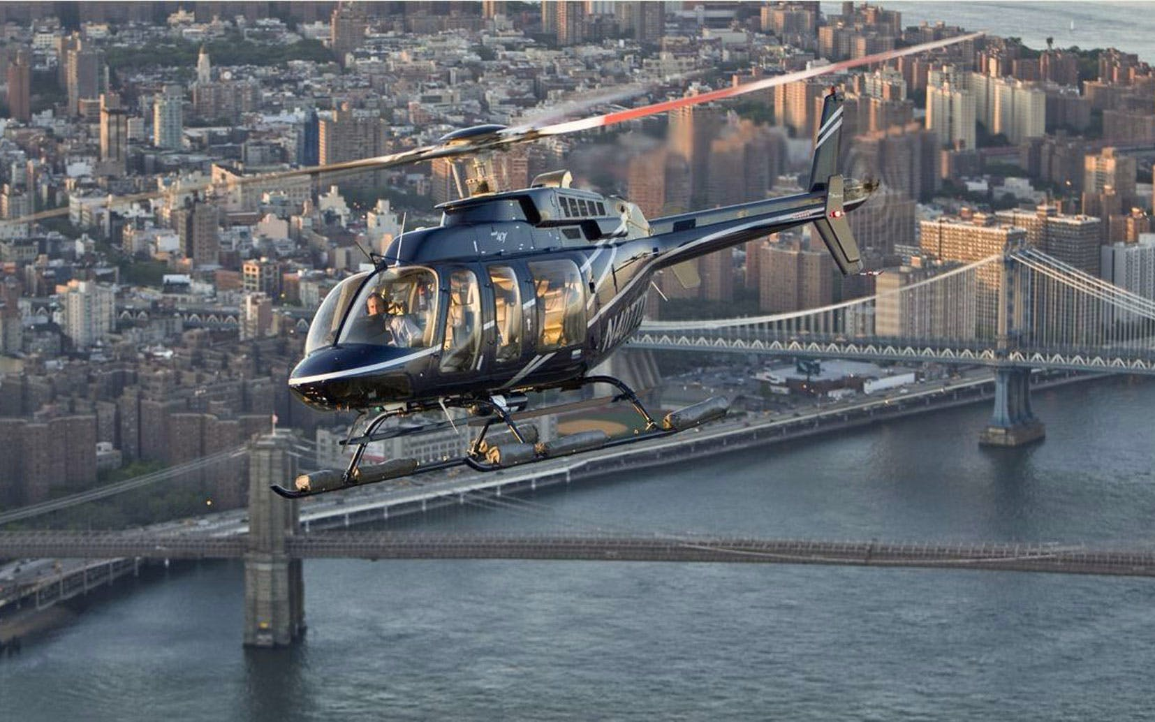 20 minute helicopter tour - including heliport fees-18
