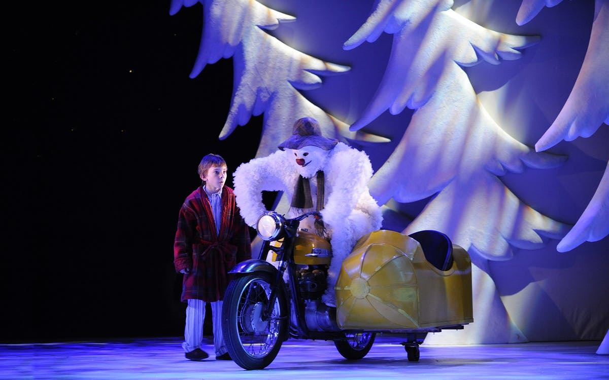 the snowman london discount tickets